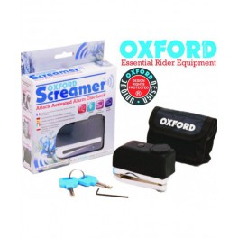 Blokada z alarmem OXFORD SCREAMER